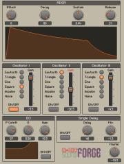 8-bit sound forge